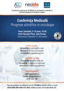 9-10 iunie progrese stiitinfice in oncologie