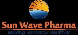 Logo Sunwave pharma